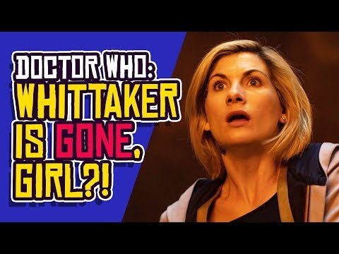 Doctor Who RUMOR: Whittaker, Chibnall GONE?! Male 14th Doctor?