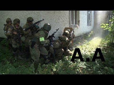 Тактическая Стратегия про СПЕЦНАЗ ГРУ и АЛЬФА на ПК ! Игра Альфа Антитеррор