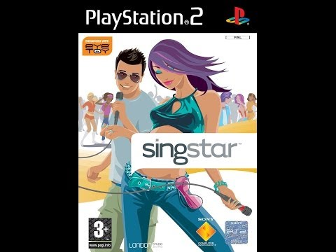 Singstar Pop Hits Playstation 2