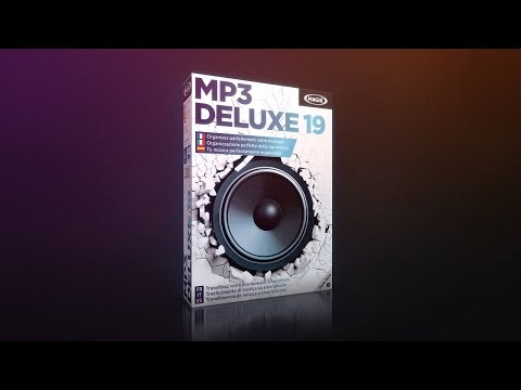 MAGIX MP3 deluxe 19 (FR) - Convertisseur MP3