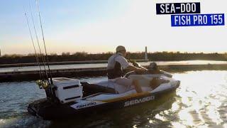 6. Jet Ski Fishing with a Seadoo Fish Pro 155