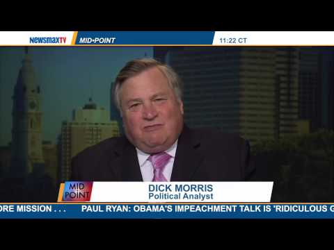 MidPoint | Dick Morris to discuss the latest political news