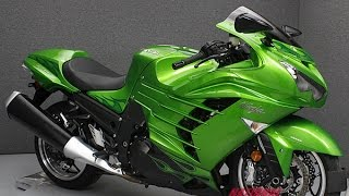 11. 2012  KAWASAKI  ZX14R NINJA 1400 SPECIAL EDITION  - National Powersports Distributors