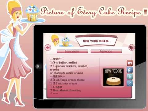 The Cake Recipes