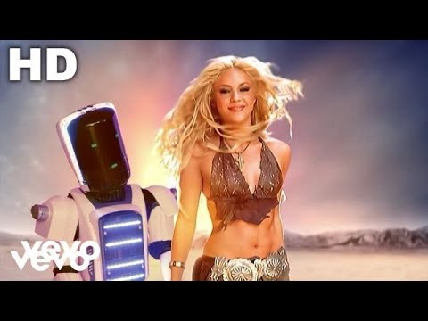 Whenever, Wherever - Shakira (Video)