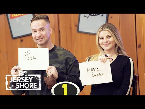 Who Is The Ultimate Jersey Shore Couple? 💞 Jersey Shore: Family Vacation