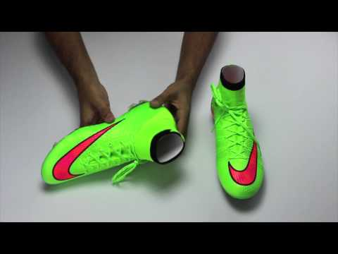Nike_Mercurial_Video - The CR Nike Mercurial Superfly IV in Electric Green is here! This super-sharp Superfly has heads turned and it's tuned for speed. What does this brilliant so...