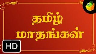 Chitiraiyil - Children Tamil Nursery Rhymes Cartoon Songs Chellame Chellam Volume 1