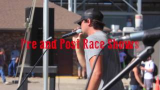 Pat Cooper Pre and Post Race Concert!