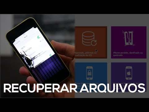 RECUPERAR ARQUIVOS DELETADOS! (Fotos, Mensagens, Whatsapp, etc)