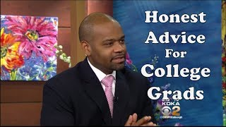"From Rob Wilson to You: ""Real Career Advice for College Grads"""