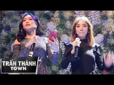 TRẤN THÀNH quay lại cảnh DIỆU NHI và THU TRANG hát live đỉnh cao trong đám cưới VINH RÂU (4/12/2017) - Thời lượng: 5:22.