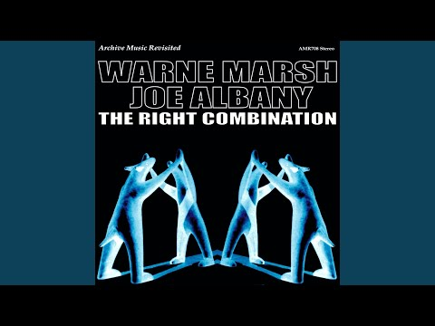 Joe Albany with Warne Marsh – The Right Combination (Full Album)