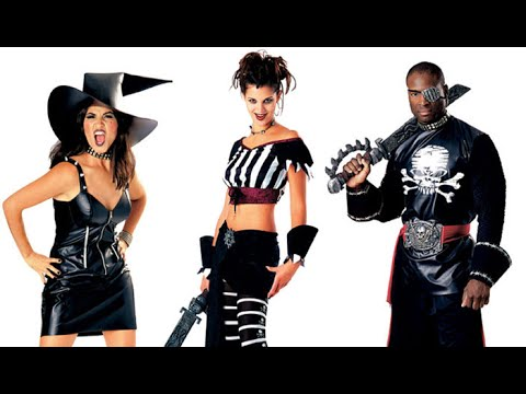 Check Out Halloween Costume Stores for Outcast Collection