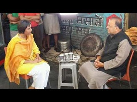 punjabi - The Buck Stops Here travels to Amritsar, where BJP's Arun Jaitley is pitted against Congress' Amarinder Singh. Mr Jaitley responds to Captain Amarinder's 'ou...