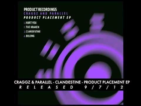 CRAGGZ & PARALLEL - CLANDESTINE