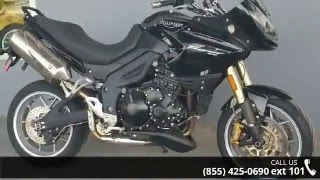 7. 2010 Triumph Tiger 1050 ABS  - RideNow Powersports Chandl...
