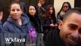 Arab Idol - أجواء جولة البحث في فرنسا