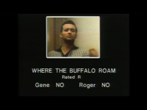 Where the Buffalo Roam (1980) movie review - Sneak Previews with Roger Ebert and Gene Siskel