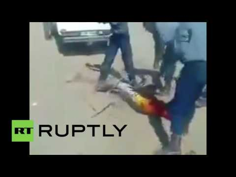 Zimbabwe: Taxi driver gets savagely beaten by police following anti-brutality protest