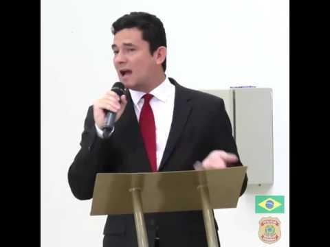 Sérgio Mouro pede força a opinião pública e sociedade civil organizada (видео)