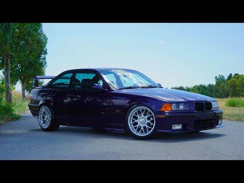 BMW E36 318is Test Sürüşü / 320i den iyi mi ?