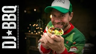 Unreal Christmas Time Burrito!!! | DJ BBQ by DJ BBQ