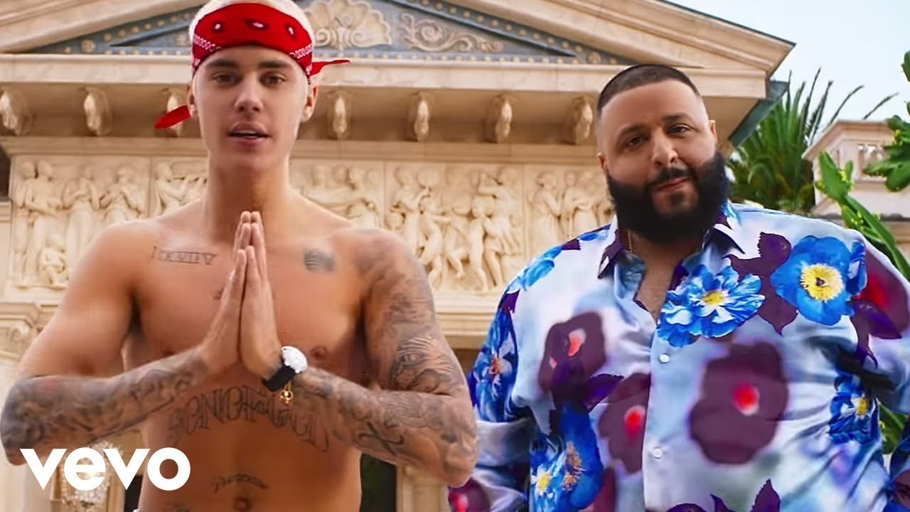 DJ Khaled – I'm The One ft. Justin Bieber, Quavo, Chance The Rapper & Lil Wayne