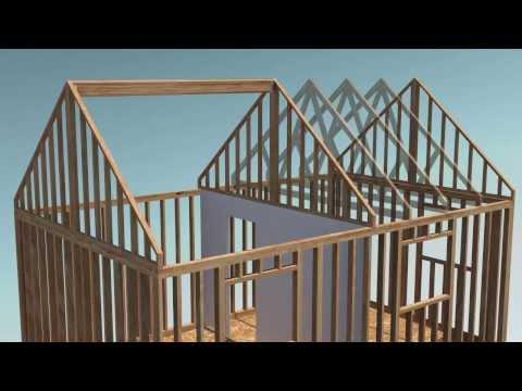 Hacer techo de madera videos videos relacionados con - Hacer casa de madera ...