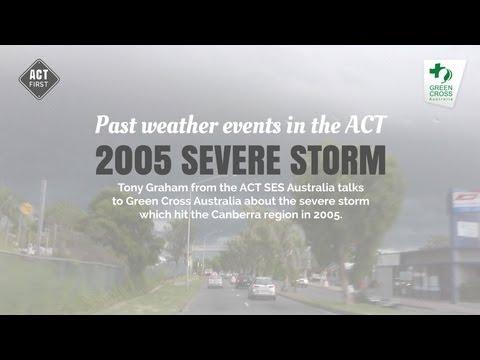 2005 severe storm