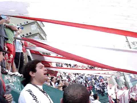 Banfield vs huracan - fecha 17 - clausura 2010 III.MPG - La Banda de la Quema - Huracán