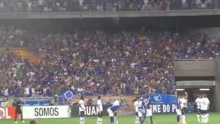 Show da Torcida Cruzeirense - Cruzeiro 0x0 Gremio - 04/10/2015