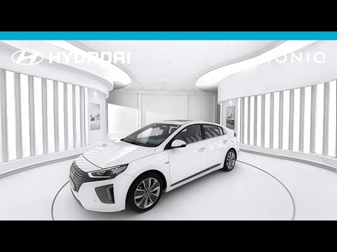 Hyundai Ioniq VR360 video