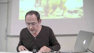 Cours de philosophie de Bernard Stiegler du 28 janvier 2012 - Partie 2