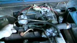5. Starting ´74 Austin Maxi 1750