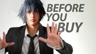 Video Final Fantasy XV - Before You Buy MP3, 3GP, MP4, WEBM, AVI, FLV Juni 2019