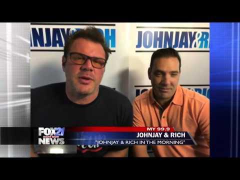 JohnJay & Rich on FOx 21 4/19/16