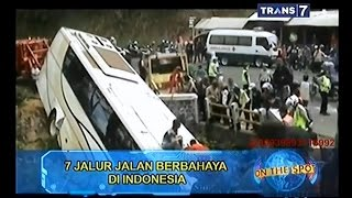 Video On The Spot - 7 Jalur Jalan Berbahaya di Indonesia MP3, 3GP, MP4, WEBM, AVI, FLV Oktober 2018