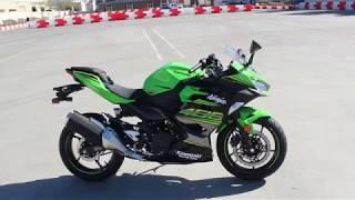3. Kawasaki Ninja 400 KRT Edition