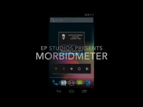 Video of MorbidMeter Lite