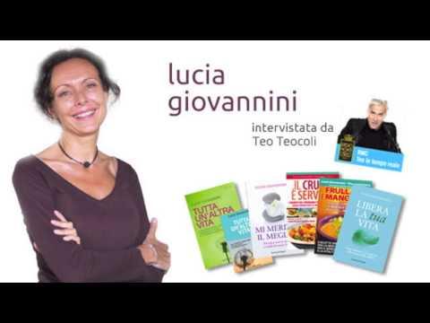 Lucia Giovannini intervistata da Teo Teocoli su Radio Monte Carlo