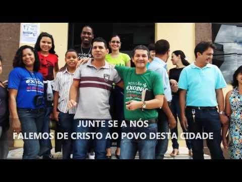 MISSÃO EXODUS EM SENHOR DO BONFIM EM AGOSTO 2013
