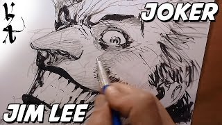 Video Jim Lee drawing Joker during Twitch Stream MP3, 3GP, MP4, WEBM, AVI, FLV Agustus 2018