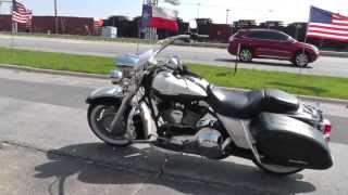 8. 2005 Harley-Davidson Road King Custom - Used Motorcycle For Sale