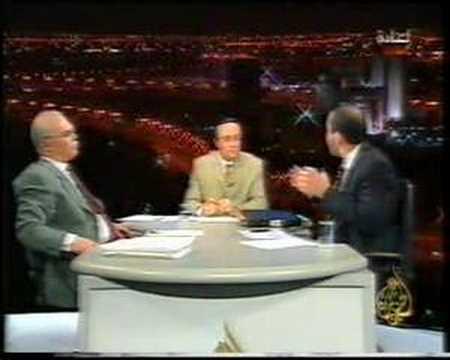 الصراع الحضاري في الجزائر/لقاء زيتوت والهاشمي الشريف 3 من 9