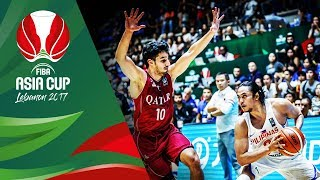 Video Philippines v Qatar - Full Game - FIBA Asia Cup 2017 MP3, 3GP, MP4, WEBM, AVI, FLV Agustus 2018