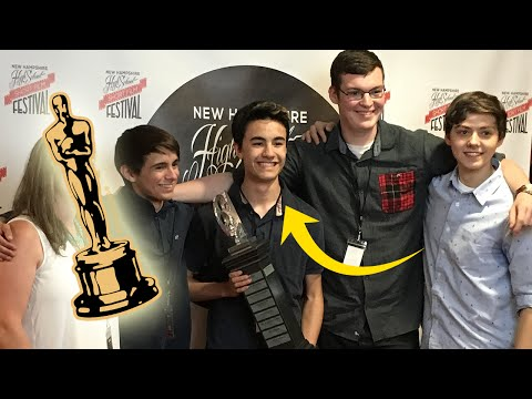 I Won a Film Festival?! (видео)