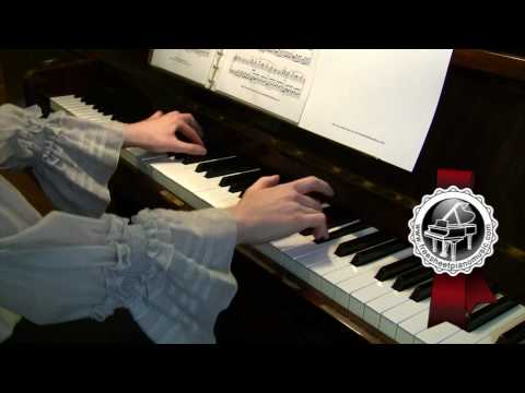 MOZART Symphony 40 Piano Version