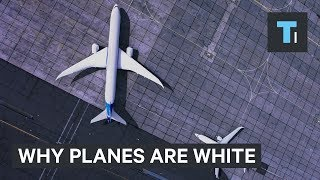 Why Most Planes Are White