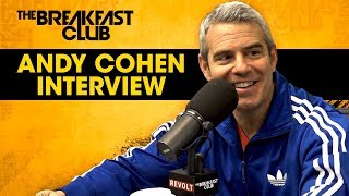 Video Andy Cohen Dishes On Kim Zolciak, Talks The Gay Spectrum, Love Connection + More MP3, 3GP, MP4, WEBM, AVI, FLV September 2018